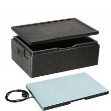 HOT INSULATED ELECTRIC KIT GN1/1 - 39L