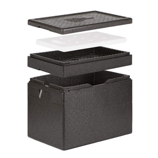 INSULATED BOX KIT GN1/1 - 61L
