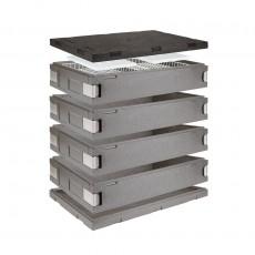 PALLET BOX - Couvercle
