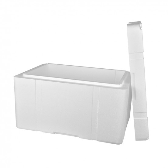 CAISSE POLYSTYRENE 12,5 LITRES