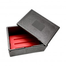 HOT INSULATED KIT - BOX 60X40 - 53 L
