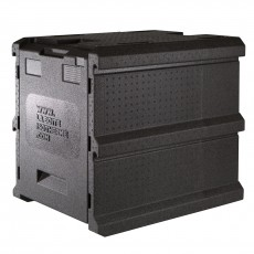 INSULATED CONTAINER FRONT LOADING - 128L