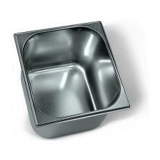 STAINLESS STEEL CONTAINER 360X250MM